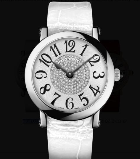 Franck Muller Round Ladies Classic Replica Watch for Sale Cheap Price 8038 QZ CD 1P