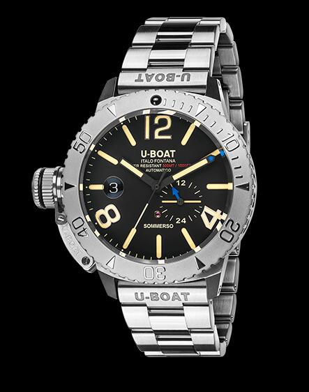 U Boat Dive Replica Watch SOMMERSO/A BRACELET 9007/A/MT Dive