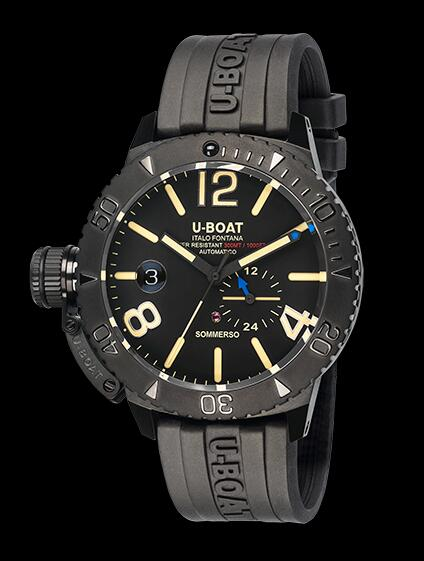 U Boat Dive Replica Watch SOMMERSO DLC 9015 Dive