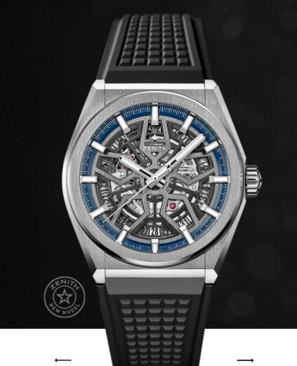 Replica Zenith Watch Zenith DEFY CLASSIC 41mm 95.9000.670/78.R782