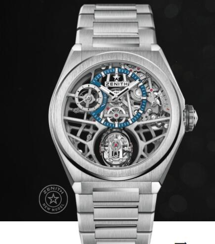 Replica Zenith Watch Zenith DEFY ZERO G 44mm 95.9000.8812/78.M9000