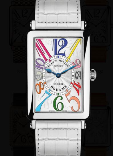 Franck Muller Long Island Ladies Replica Watch for Sale Cheap Price 952 QZ COL DRM