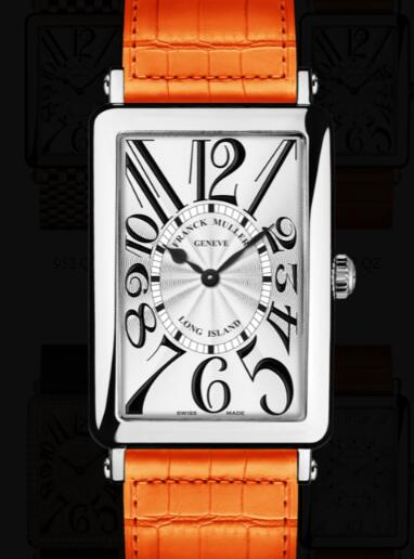 Franck Muller Long Island Ladies Replica Watch for Sale Cheap Price 952 QZ OG ORANGE