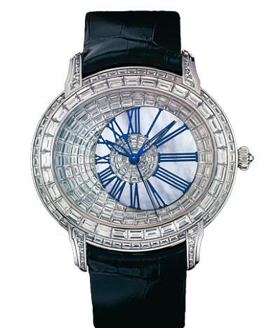 Audemars Piguet Millenary Millenary Baguette 15327BC.ZZ.D022CR.01 replica watch