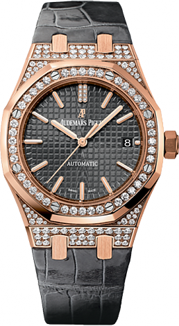15452OR.ZZ.D003CR.01 Audemars Piguet Ladies Royal Oak Offshore Selfwinding Fake watch