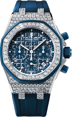 26092CK.ZZ.D021CA.01 Fake Audemars Piguet Ladies Royal Oak Offshore Chronograph watch