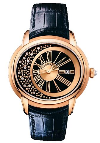 Audemars Piguet Millenary Morita 15331OR.OO.D102CR.01 replica watch price