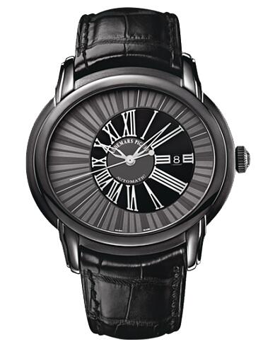 Audemars Piguet Millenary Quincy Jones 15161SN.OO.D002CR.01 watch for sale