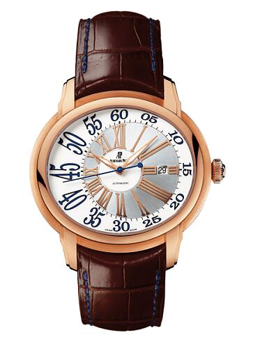 Audemars Piguet Millenary 15320OR.OO.D093CR.01 Selfwinding 3 Hands Date mens watch replica