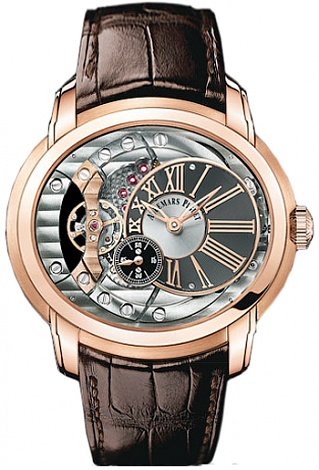 Audemars Piguet Millenary 15350OR.OO.D093CR.01 mens watch replica