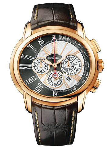 Audemars Piguet Millenary Chronograph 26145OR.OO.D093CR.01 mens watch replica