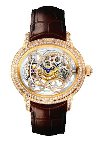 Audemars Piguet 26354OR.ZZ.D088CR.01 Millenary Chalcedony Tourbillon fake watches