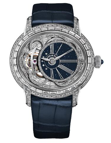 Audemars Piguet 26381BC.ZZ.D312CR.02 Millenary TOURBILLON womens watch