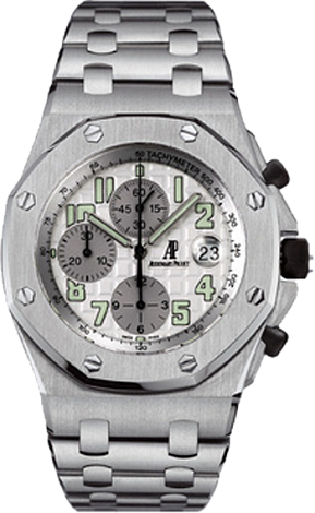 Audemars Piguet Royal Oak Offshore Chronograph Steel 25721ST.OO.1000ST.07 Fake watch