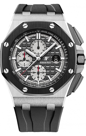 26400IO.OO.A004CA.01 Fake Audemars Piguet Royal Oak Offshore Chronograph 44mm watch