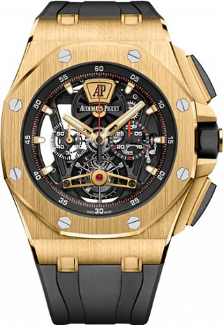 26407BA.OO.A002CA.01 Fake Audemars Piguet Royal Oak Offshore Tourbillon Chronograph 44 mm watch