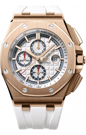 26408OR.OO.A010CA.01 Fake Audemars Piguet Royal Oak Offshore Chronograph 44mm watch