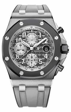 26470IO.OO.A006CA.01 Fake Audemars Piguet Royal Oak Offshore SELFWINDING CHRONOGRAPH watch