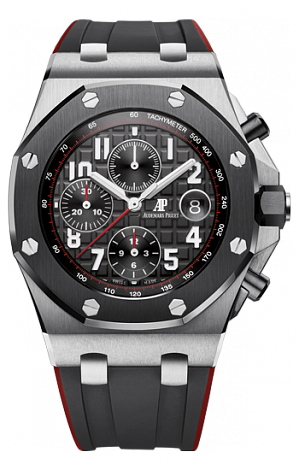 26470SO.OO.A002CA.01 Fake Audemars Piguet Royal Oak Offshore Chronograph 42 mm watch