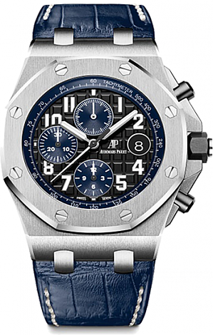 26470ST.OO.A028CR.01 Fake Audemars Piguet Royal Oak Offshore Chronograph watch