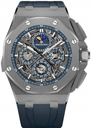 26571TI.GG.A027CA.01 Fake Audemars Piguet Royal Oak Offshore Grande Complication 44 mm watch