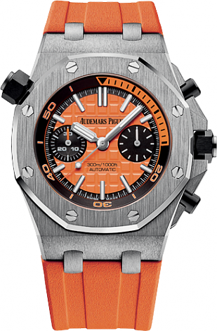 26703ST.OO.A070CA.01 Fake Audemars Piguet Royal Oak Offshore Diver Chronograph watch