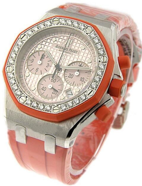 25986CK.ZZ.D065CA.02 Audemars Piguet Ladies Royal Oak Offshore Fake watch