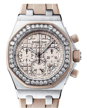 Audemars Piguet 26048SK.ZZ.D082CA.01 Royal Oak Offshore Chronograph Replica watch
