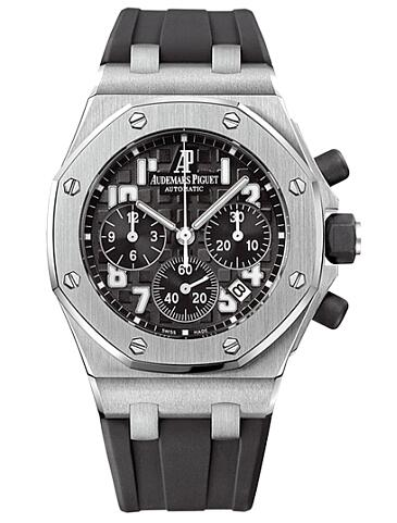 Replica Audemars Piguet 26283ST.OO.D002CA.01 Royal Oak Offshore Chronograph watch