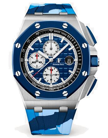 Replica Audemars Piguet 26400SO.OO.A335CA.01 Royal Oak Offshore Selfwinding Chronograph watch