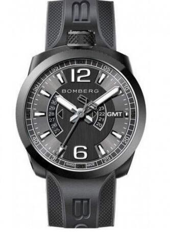Bomberg Bolt-68 BS45GMTPBA.005.3 Replica watch