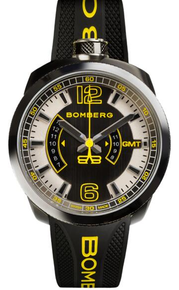 Bomberg Bolt-68 BS45GMTSP.027.3 GMT Replica watch