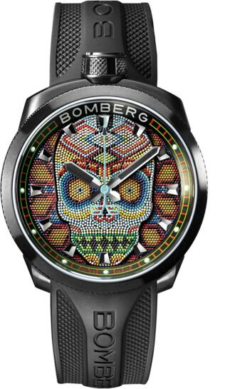 Replica Bomberg Bolt-68 BS45H3PBA.SKP-1.3 watch