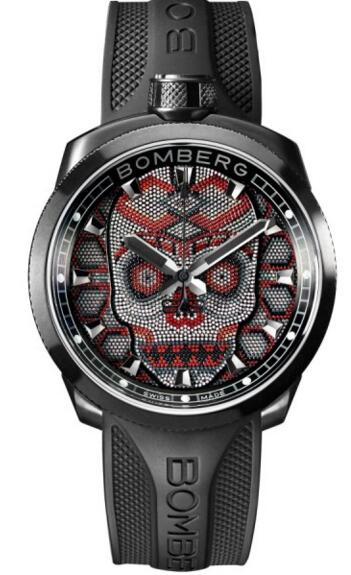 Replica Bomberg Bolt-68 BS45H3PBA.SKP-2.3 men watch