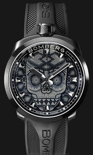 Replica Bomberg Bolt-68 skull BS45H3PBA.SKP-3.3 watch