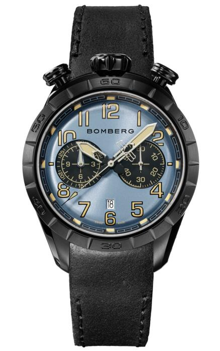 Bomberg BB-68 DARK BLUE NS44CHPBA.208.9 Fake watch