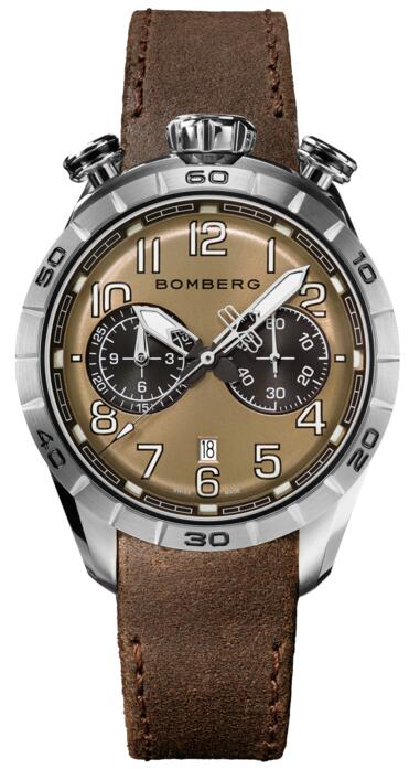 Bomberg BB-68 NS44CHSS.206.9 BROWN CHRONOGRAPH GENT Fake watch