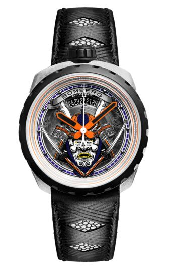 Bomberg Bolt-68 SAMURAI BS45ASP.042-1.3 limited edition watch review