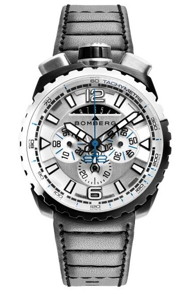 Bomberg Bolt-68 BS45CHSP.050-5.3 Grey Sapphire 45mm Replica mens watch