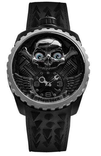 Bomberg Bolt 68 Skull Rider BS47APBA.056-3.3 mens replica watch price