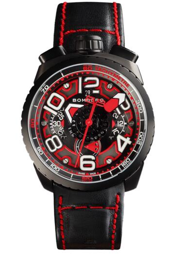 Bomberg Bolt-68 BS47CHAPBA.041-1.3 Automatic Chronograph fake watches uk