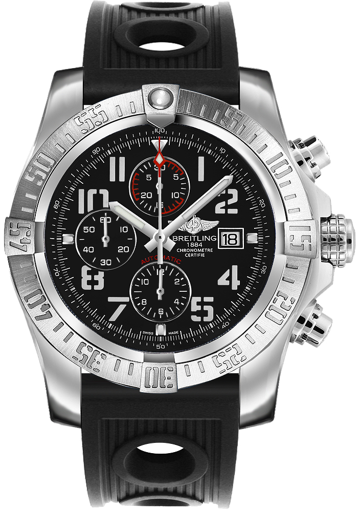 fake Breitling Super Avenger II A1337111/BC28-201S watches