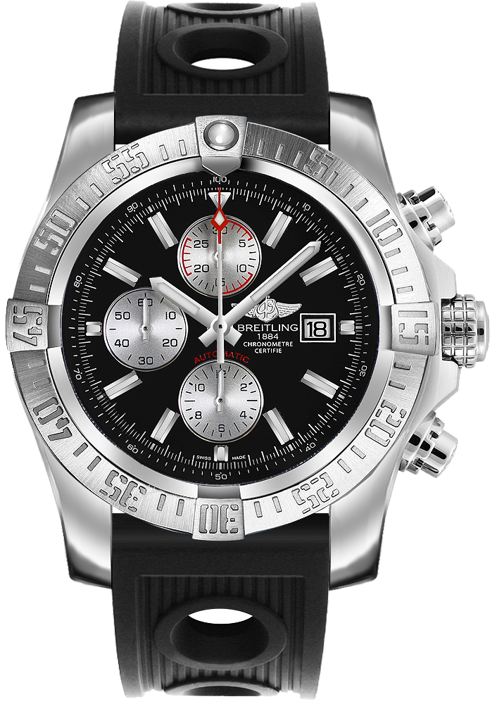 Breitling Super Avenger II A1337111/BC29-201S replica watches