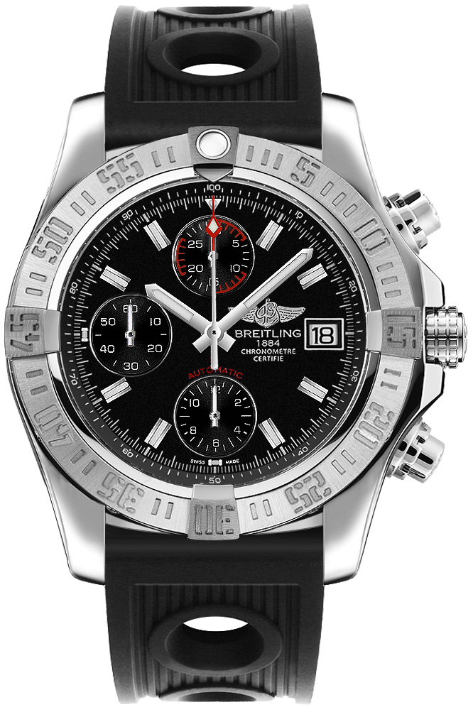 Breitling Avenger II A1338111/BC32-200S replica watches review