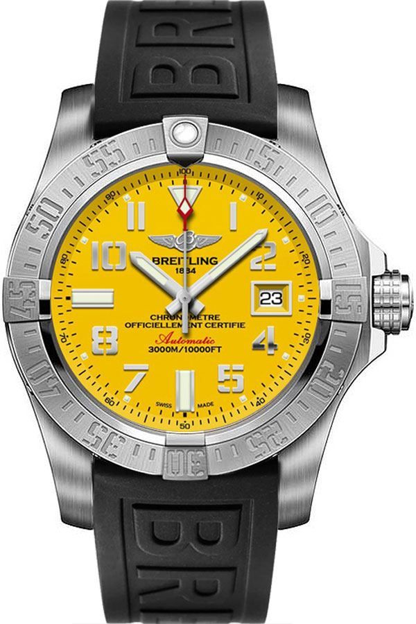 Breitling Avenger II Seawolf A17331101I1S1 replica watches