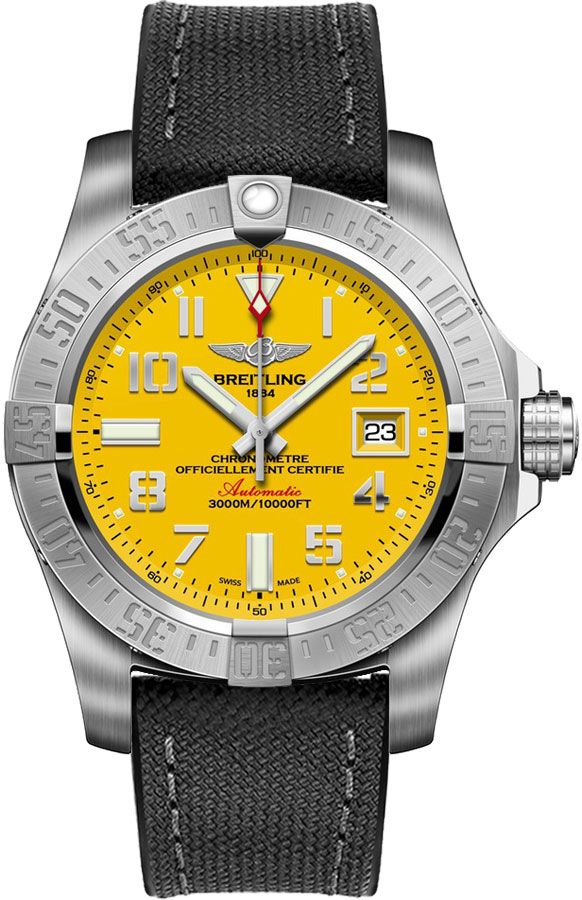 fake Breitling Avenger II Seawolf Men's Watch A17331101I1W1