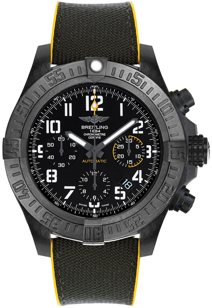Breitling Avenger Hurricane 45 Automatic Chronograph Men's Watch XB0180E41B1S1