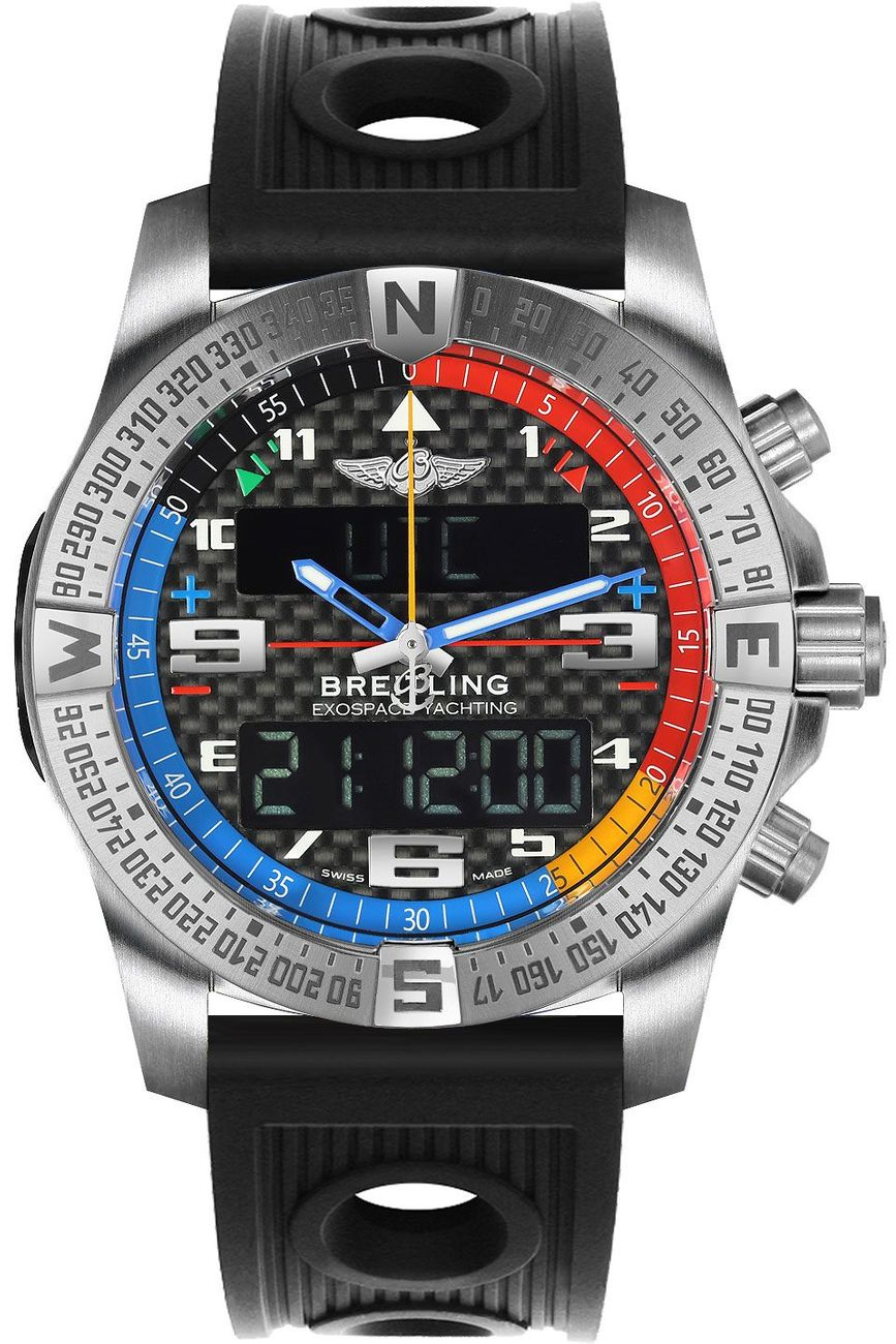 Breitling Exospace B55 Yachting EB551222/BG45-201S watches prices
