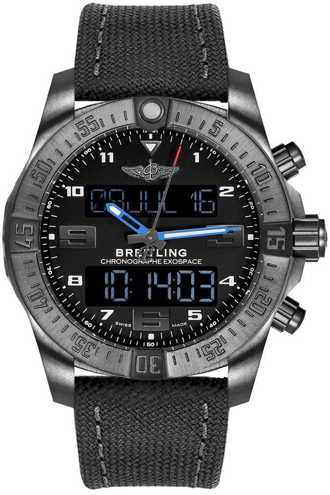 Breitling Exospace B55 Men's Watch VB5510H2/BE45-100W