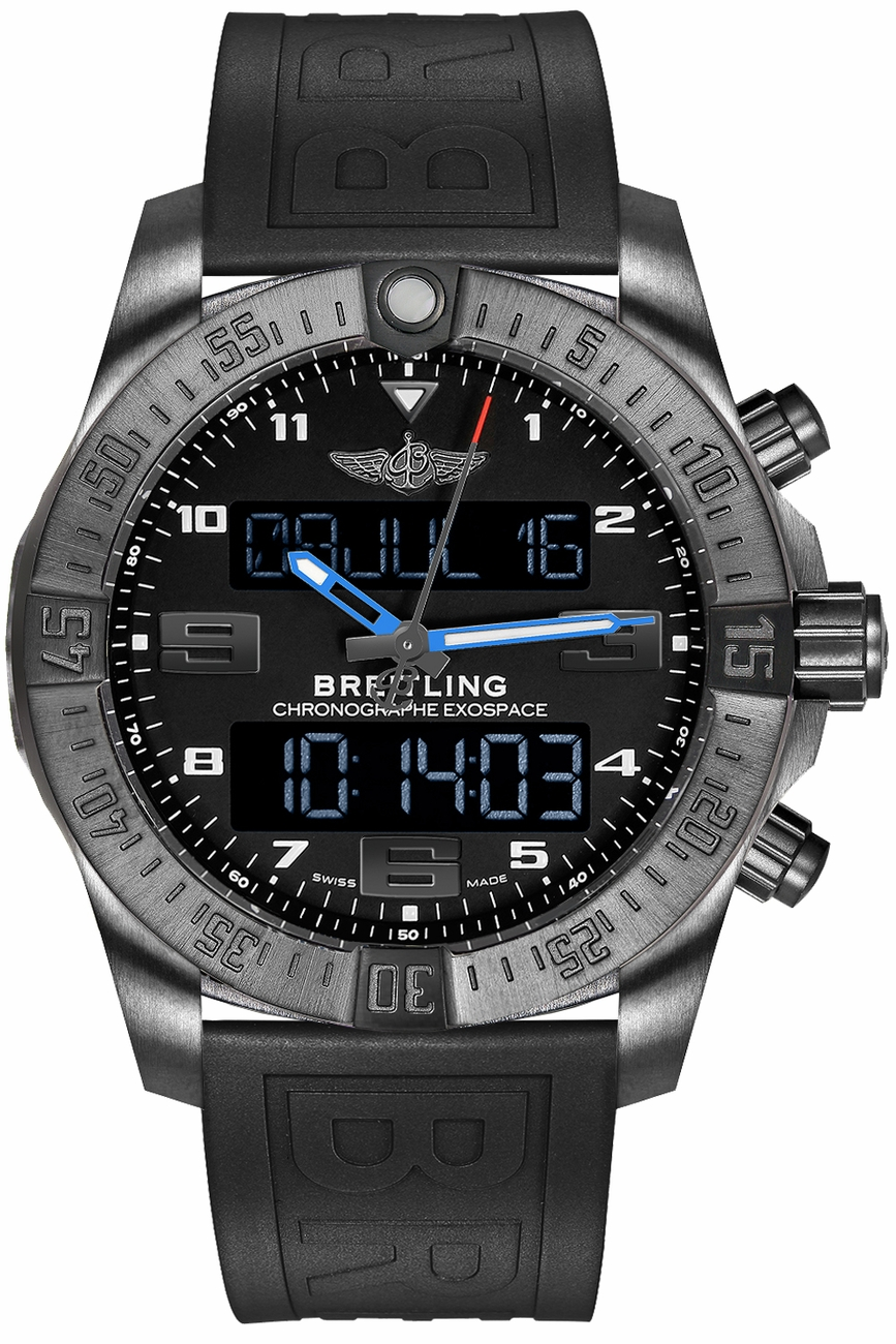 fake BREITLING PROFESSIONAL EXOSPACE B55 CONNECTED MEN'S WATCH